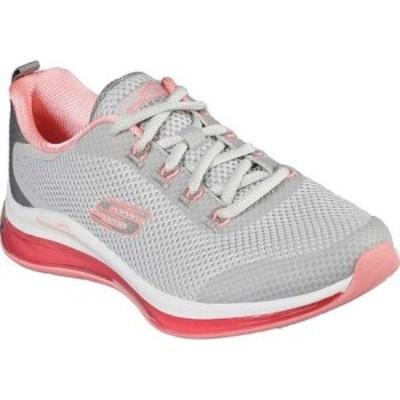 スケッチャーズ Skechers レディース スニーカー シューズ・靴 Skech-Air Element 2.0 Sneaker Gray/Hot Pink