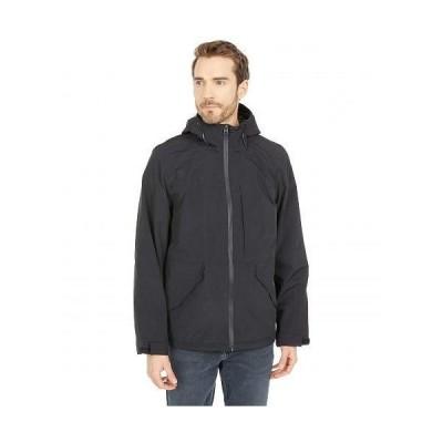 Levi's(R) リーバイス メンズ 男性用 ファッション アウター ジャケット コート レインコート Midlength Performance Rain Jacket - Black