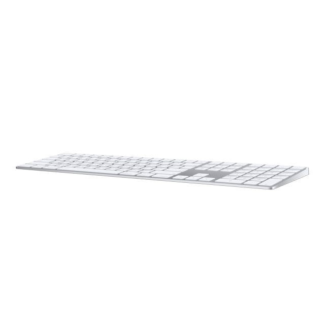 Magic Keyboard with Numeric Keypad - Traditional Chinese (Cangjie & Zhuyin) - Silver (MQ052TA/A)