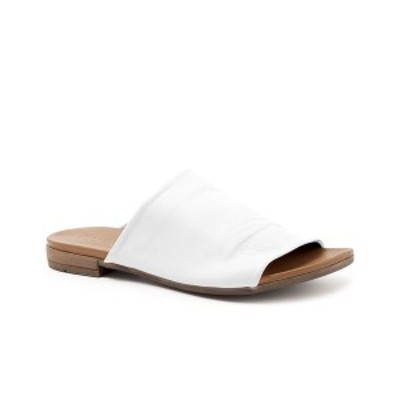 ブエノ レディース サンダル シューズ Women's Turner Sandals White