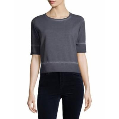 J ブランド レディース トップス シャツ Sanora Crop Sweatshirt