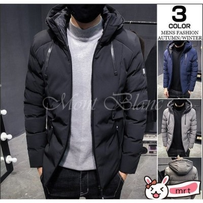 ジャケット 中綿ジャケット メンズ アウター ボリュームネック 防寒着 厚手 キルティングジャケット 冬物