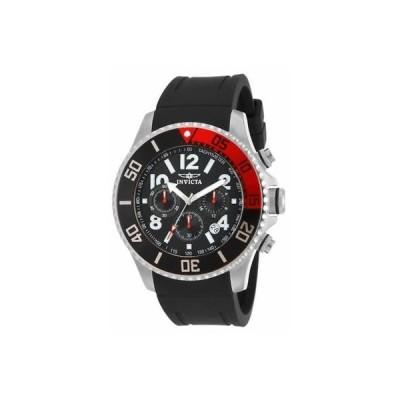インヴィクタ INVICTA メンズ プロダイバー ポリウレタン バンド スチール ケース スイス クォーツ 腕時計 15145