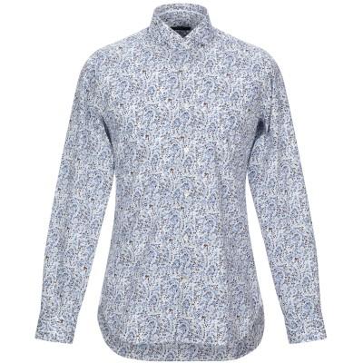 DANDI シャツ ブルー 39 コットン 100% シャツ