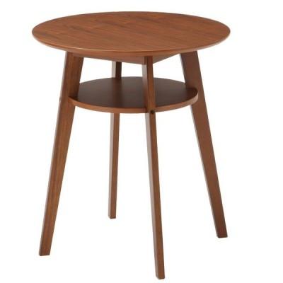 ティーテーブル 円形テーブル 丸形 サークル机 DIONE カフェテーブル60 SST-990