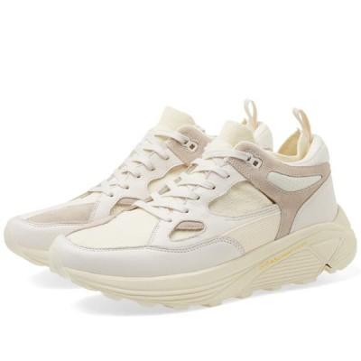 ブランドブラック Brandblack メンズ スニーカー シューズ・靴 Aura White