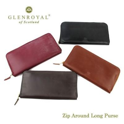 Glen Royal Zip長財布 Zip Around Long Purse 03-6029〔FL〕
