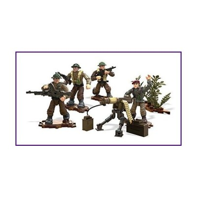Mega Construx Call of Duty British Troop Pack Building Stacking Toys【並行輸入品】