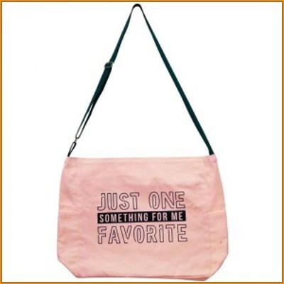 (送料無料)ショルダーバッグ ピンク 83392 ▼大容量のショルダーバッグです