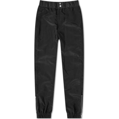 コール バクストン Cole Buxton メンズ スウェット・ジャージ ボトムス・パンツ nylon track pant Black