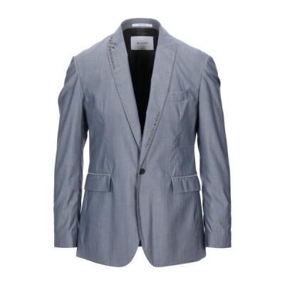 AGLINI テーラードジャケット  メンズファッション  ジャケット  テーラード、ブレザー ブルーグレー