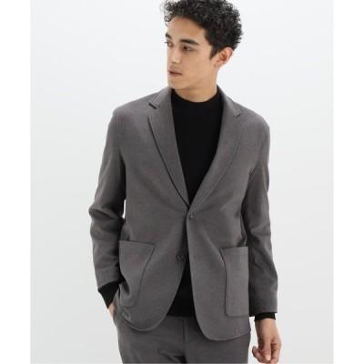 アウター ReTEC Wool jersey 2B jacket