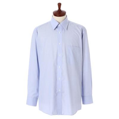 高島屋 タカシマヤ  【高島屋オリジナル】紳士ワイシャツ ブルー 襟41cm-裄82cm メンズ