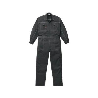 KANSAI 山田辰 ツヅキ服(オールシーズン用) 3670 クロ Lサイズ