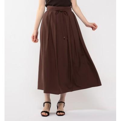 【ミッシュマッシュ/MISCH MASCH】 リボン付きボリュームスカート
