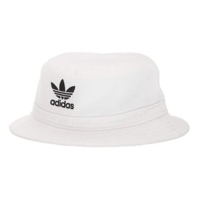 アディダス adidas Originals レディース ハット 帽子 Originals Washed Bucket White/Black