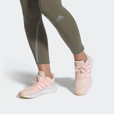 セール価格 アディダス公式 シューズ スポーツシューズ adidas FALCONRUN W ランニングシューズ スパイクレス