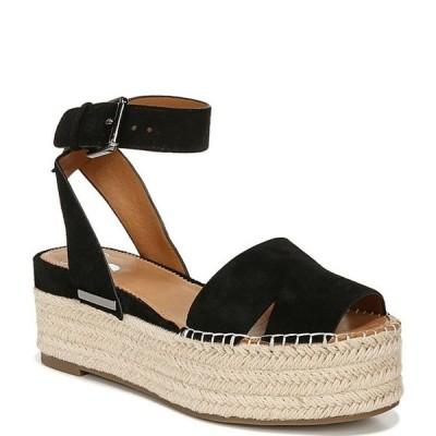 フランコサルト レディース サンダル シューズ Sarto by Franco Sarto Lexie Suede Espadrille Platform Sandals