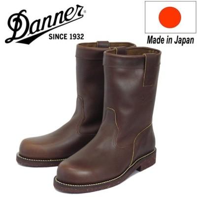DANNER (ダナー) D514124 RIVERTON TYGUM (リバートン) ブーツ 日本製 57-D.BROWN