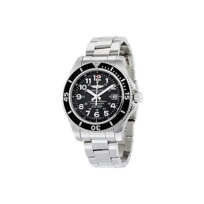 ブライトリング 腕時計 Breitling スーパーオーシャン II 42 オートマチック メンズ 腕時計 A17365C9-BD67SS