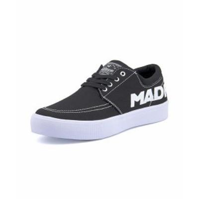MADFOOT!(マッドフット) MAD MAYEN LO【超軽量】メンズスニーカー(マッドマイエンロー) 197200 ブラック