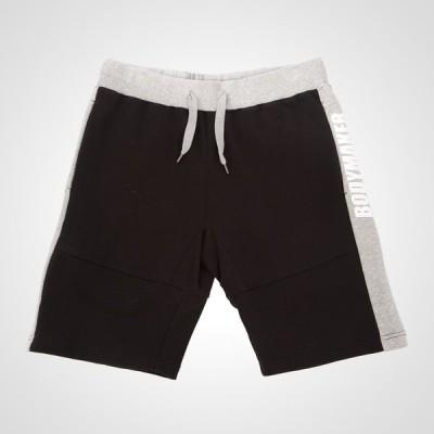 スウェットハーフパンツ1 ファッション パンツ ハーフパンツ ラウンドパンツ ストレッチ