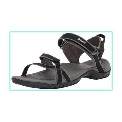 【新品】Teva Women's Verra Sandal, Black, 8 M US(並行輸入品)