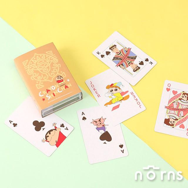 蠟筆小新動感超人夢幻之卡撲克牌 - Norns 正版授權No.99 99號金卡 Poker