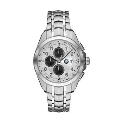 [ビー・エム・ダブリュー] 腕時計 CLASSIC BMW8004 メンズ 正規輸入品 シルバー