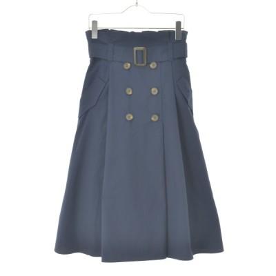 COMME CA ISM / コムサイズム トレンチ スカート