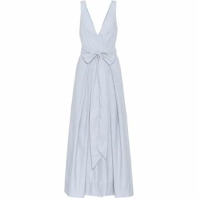 カリタ Kalita レディース ワンピース マキシ丈 ワンピース・ドレス Poet By The Sea Cotton Maxi Dress Surf