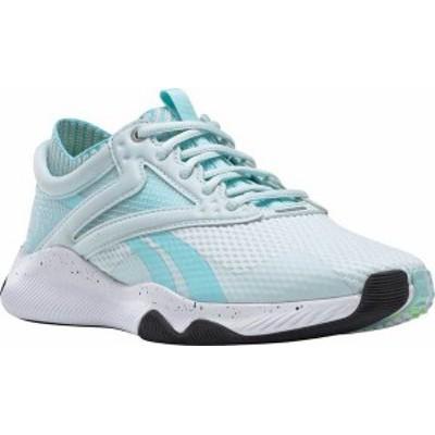 リーボック レディース スニーカー シューズ Women's Reebok HIIT TR Cross Training Shoe Chalk Blue/Neon Mint/Ftwr White