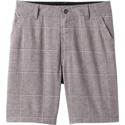 プラーナ メンズ ハーフパンツ・ショーツ ボトムス Prana Men's Furrow Short