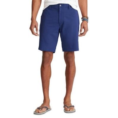 ラルフローレン メンズ ハーフ&ショーツ ボトムス All-Day Performance Stretch 9.5#double; Inseam Beach Shorts Freshwater