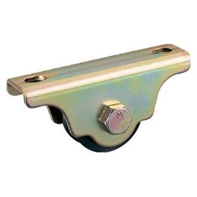 ダイケン F100 鋼板枠重量戸車 車径Φ100[F100ダイケン] 返品種別B