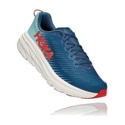 HOKA one one(ホカ オネオネ) メンズ ロード ランニングシューズ RINCON 3 WIDE (リンコン 3 ワイド)【ランニング ジョギング マラソン トレーニング フィットネ