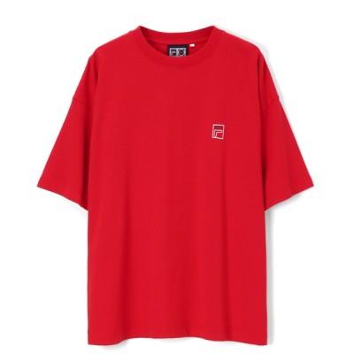 FILA / 【FILA HERITAGE】ロゴTシャツ MEN トップス > Tシャツ/カットソー