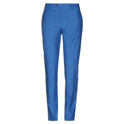 エトロ ETRO パンツ ブルー 54 コットン 97% / ポリウレタン 3% パンツ