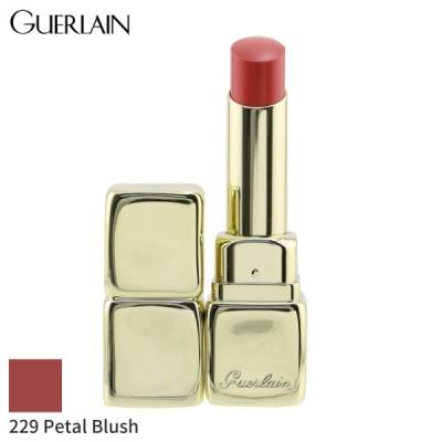 ゲラン リップスティック Guerlain 口紅 KissKiss Shine Bloom Lip Colour #229 Petal Blush 3.2g