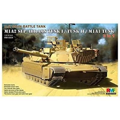 【中古】【輸入品・未使用】Rye Field Model M1A2 SEP Abrams Tusk I/Tusk