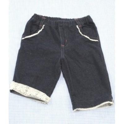 サンカンシオン 3can4on ハーフパンツ 半ズボン 110cm ボトムス 女の子 キッズ 子供服 中古