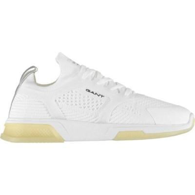 ガント Gant メンズ スニーカー シューズ・靴 hightown trainers White