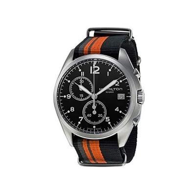 Hamilton Khaki Pioneer Pilot Black Dial Men Watch H76552933 並行輸入品