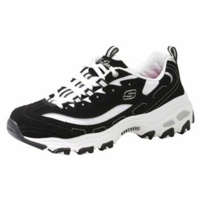 SKECHERS スケッチャーズ ファッション シューズ Skechers Womens DLites Biggest Fan Memory Foam Sneakers Shoes