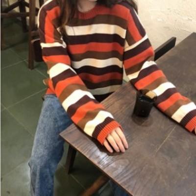 自分にご褒美 オルチャン服 オルチャン ファッション 韓国 レディースファッション 冬物 レデイース セーター トップス ニット カジュア