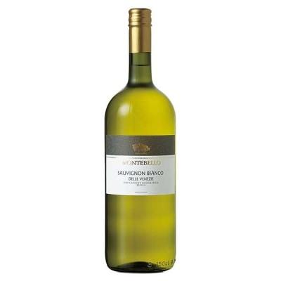 モンテベッロ ソーヴィニョン ビアンコ 1.5L 1500ml x 6本 ケース販売 モンテ イタリア ヴェネト 白ワイン 006430