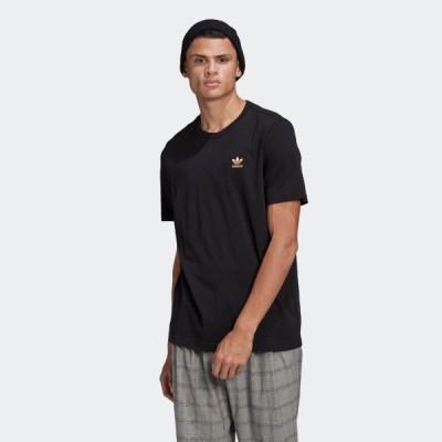 返品可 アディダス公式 ウェア トップス adidas ラウンジウェア アディカラー エッセンシャルズ トレフォイル 半袖Tシャツ 半袖