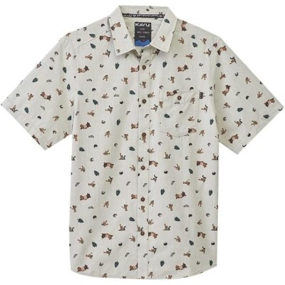 カブー シャツ メンズ トップス Juan Short-Sleeve Shirt - Men's Sasquatch