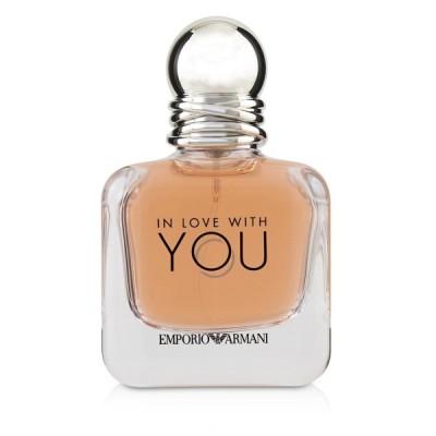 ジョルジオアルマーニ 香水 Giorgio Armani エンポリオ アルマーニ イン ラブ ウィズ ユー オー デ パルファム スプレー 50ml