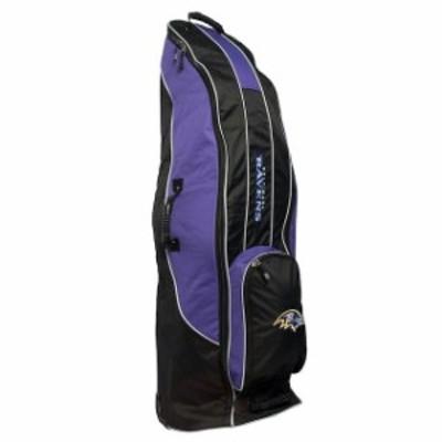 Team Golf チーム ゴルフ スポーツ用品  Baltimore Ravens Team Golf Travel Bag